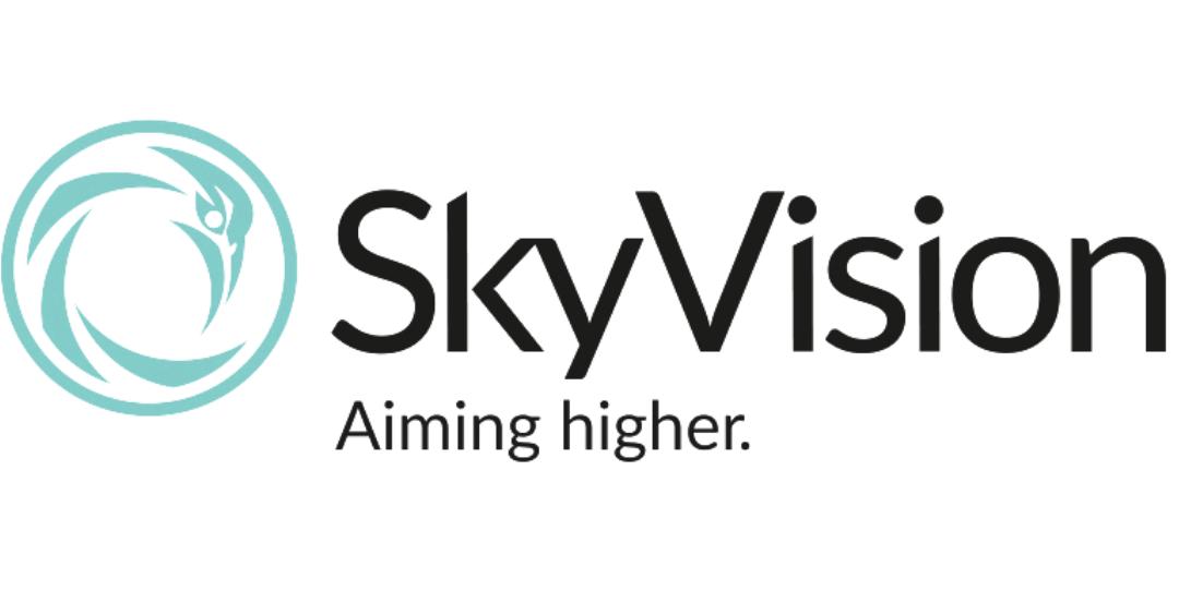 Sky Vision: Aiming higher Logo